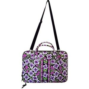 Vera Bradley Laptop case Portfolio- LARGE 17""
